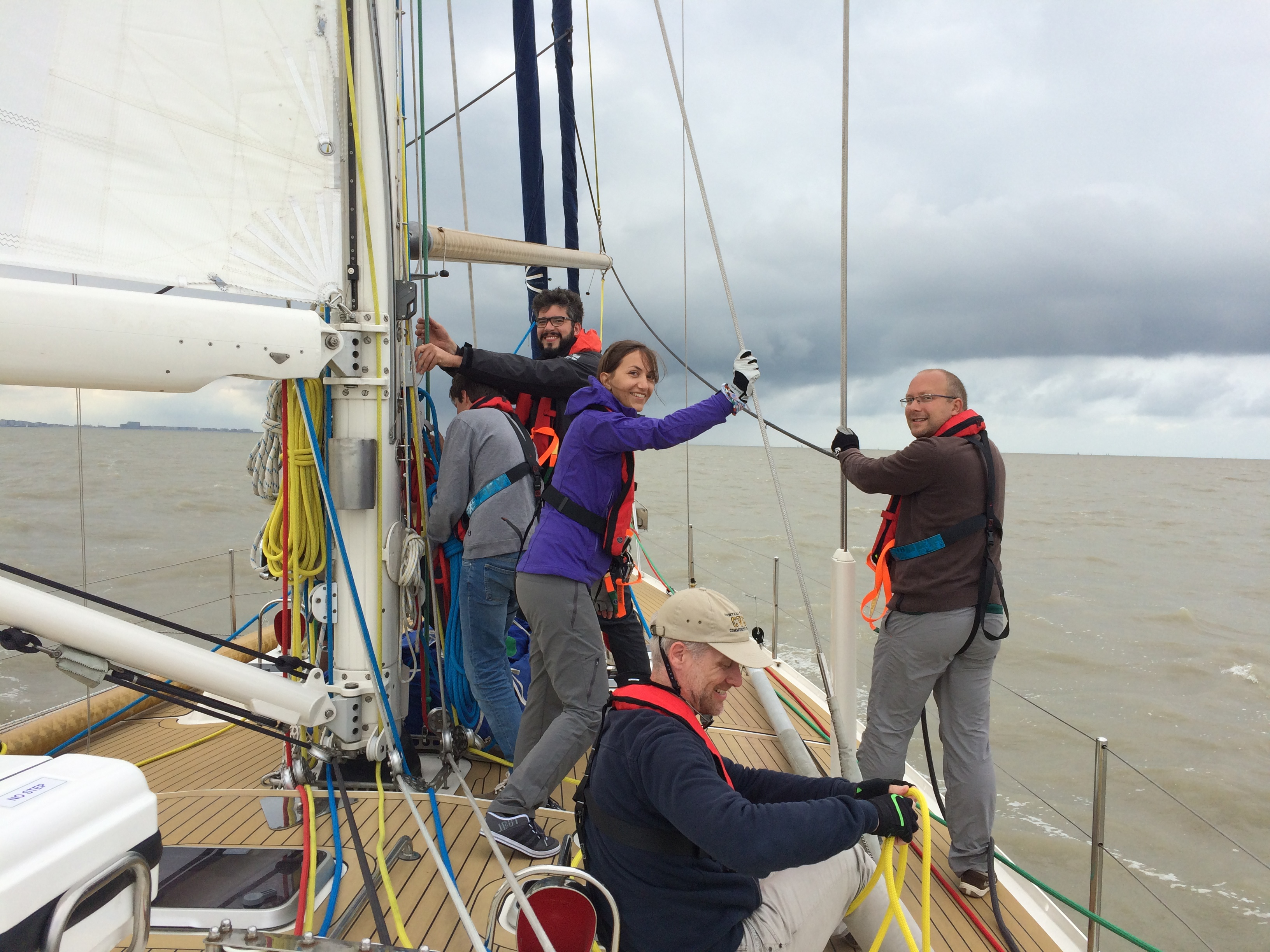 Sailinglesson