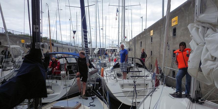 yacht charter Netherlands