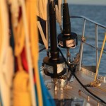 Business sailing Holland