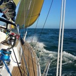 Offshore sailing